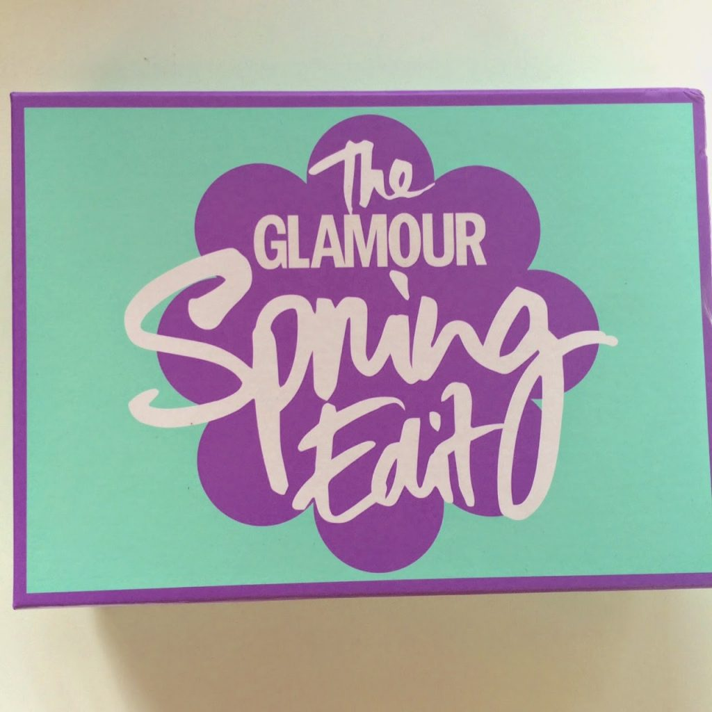The glamour spring edit beauty box
