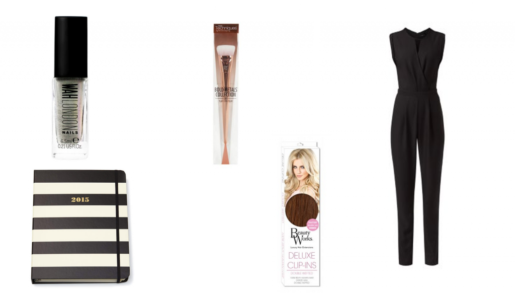 march wishlist kate spade beauty works new look real techniques