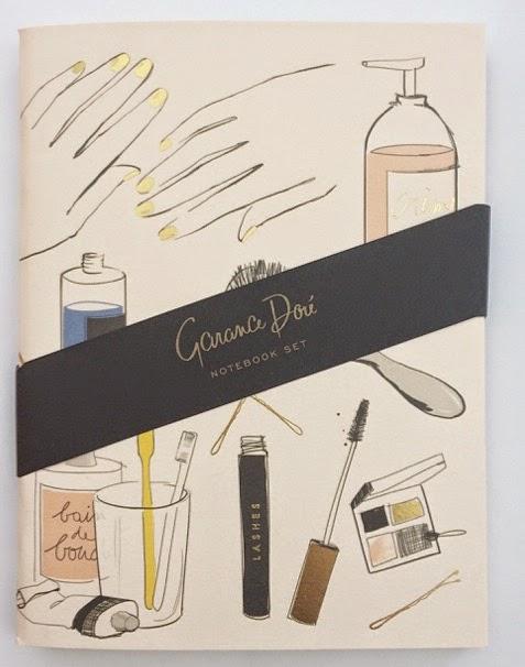 garance dore notebook