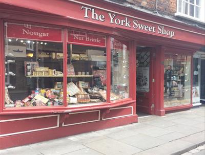 The york sweet shop