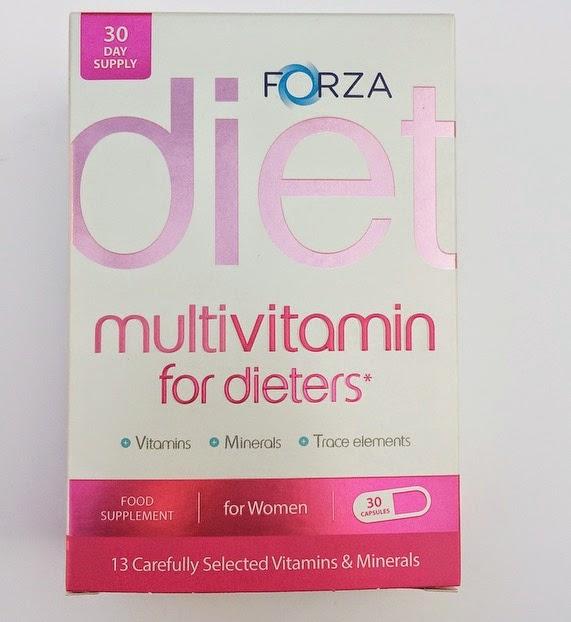 Forza diet multivitamin for dieters