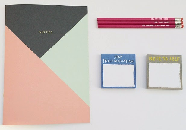 Ohh deer stationery