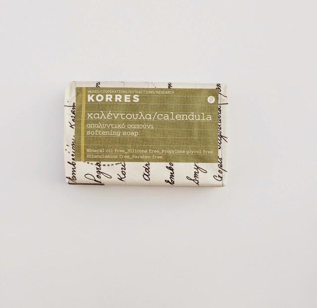 korres soap
